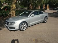 Fully loaded 2008 Audi A5 3.0 TDI Quattro Sport