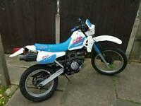Kawasaki klr 250 1997