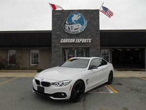 2014 BMW 428i xDrive! WOW BEAUTIFUL CAR! FINANCING AVAILABLE!