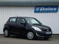 Suzuki Swift 1.2 SZ2 5Dr Hatchback (cosmic black) 2016