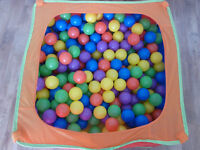 Childrens Ball Pool with Balls
