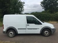 2007 57 FORD TRANSIT CONNECT 200 L75 1.8 TDCi FULL MOT NEW ENGINE CAMBELTED TIDY SIDE DOOR PX SWAPS