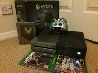Xbox one limited edition 1TB not ps4 xbox s