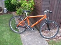 Klein hand built USA import mountain bike