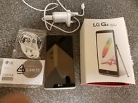 LG G4 STYLUS Excellent condition £100