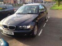 2005 BMW 320D SE 6 SPEED FULL LEATHER INTERIOR 2 OWNERS like vw skoda audi seat jaguar mondeo honda