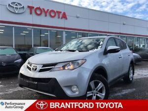 2014 Toyota RAV4 XLE, FWD, Sunroof, BU Camera, Alloy Wheels