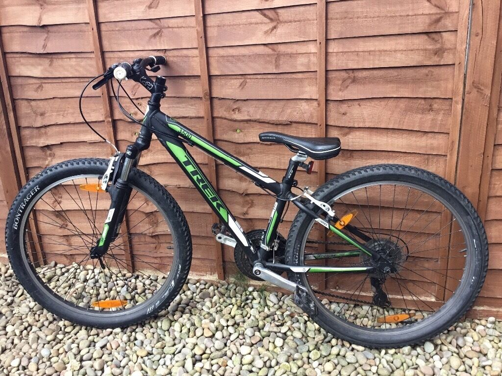 TREK 3500 3 SERIES MOUNTAIN BIKE 13 INCH FRAME XS HARDTAIL ...