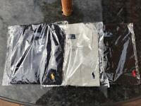 Ralphie polos medium/ large /XL