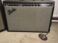 Fender USA 65 reissue Deluxe Reverb tube amp