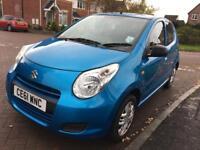 2011 reg.Suzuki Alto 1.0 petrol,20£ road tax.1700£