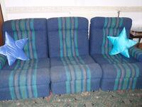 Original 1960's sofa/chairs