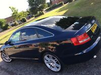 AUDI A6 3.0 TDI QUATTRO LE MANS S-LINE FULL LEATHER Luxury Fuel Efficient Motoring