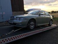 Rover 75 2.5 V6 auto