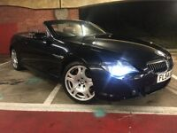 Stunning BMW 645 ci Convertible Rare Red Leather Low Mileage Head Turner M6 Extras Swap Swapz Swaps