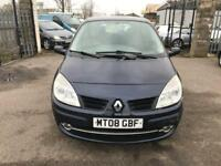 Renault Scenic 1.6 Manual Petrol 2006 part exchange to clear