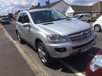 Christmas reduced Mercedes ml 280 4 matic