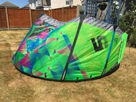 Cabrinha Switchblade 5m 2014 kitesurfing kite