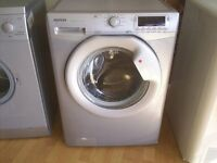 HOOVER SILVER / GREY WASHING MACHINE DYN8164DS fully reconditioned , may deliver