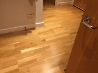 Engineered Oak wooden flooring