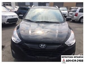2011 Hyundai Tucson GLS 4WD; Local BC vehicle!