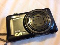 FOUND Olympus VR- 310 Camera + Case