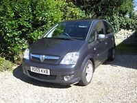 Vauxhall Meriva 1.7 CDTi 16v Design 5dr (a/c)£3,250 p/x welcome*** STUNNING CAR 6 MTHS WARRANTY***