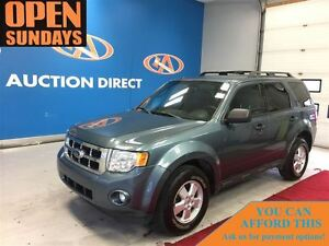 2012 Ford Escape XLT V6! 4X4! ONLY 66000KM! FINANCE NOW!
