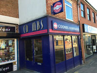 Superior Ground Floor Shop To Let in Wigston Town Centre in Prime Location