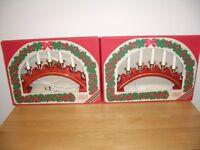 CHRISTMAS SWEDISH CANDLE LIGHTS