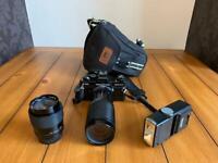Praktica B100 Vintage Camera Kit