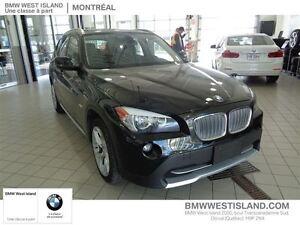 2012 BMW X1 xDrive28i NAVIGATION, PREMIUM PKG