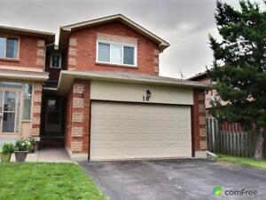 $629,999 - Semi-detached for sale in Brampton