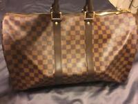 Louis Vuitton STYLE keepall bag
