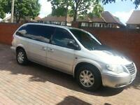 2004 LPG GRAND CHRYSLER VOYAGER CONVERTED. Limited edition