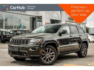 2017 Jeep Grand Cherokee Limited 75th Anniversary 4x4|Adv.Safety