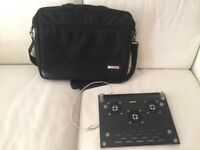 "Laptop bag 15.6"" & lectern with cooling system"