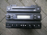 Master AtlaSelection of Original Ford Focus Fiesta Stereos RDS4500 4500 RDS 4000 RDS4000