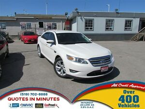 2012 Ford Taurus SEL | AWD | LEATHER | BLUETOOTH
