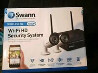 Swann Wireless HD 1080P CCTV