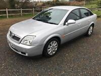 Vauxhall Vectra 2.0 diesel full year mot