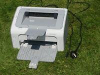 HP Laser Jet P1102 Laser Jet printer. 11 months old. MINT. Cheap toner cartridges.