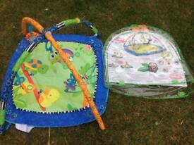Bright Sparks play mat for baby