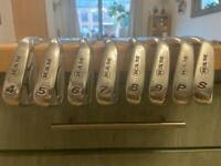 Men's RAM golf demon plus irons 4-SW standard length and lie angle