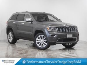 2017 Jeep Grand Cherokee Limited * Navigation * Sunroof