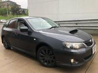 Subaru Impreza wrx 2.5 turbo 2008 - top spec - fsh - 1 owner - px swap r32 s3 st amg a1 offer