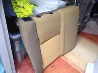 Free- mk4 Golf rear seat back drivers side