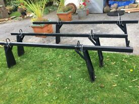 Roof racks (three bars)