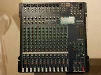 Yamaha MG166c-USB analog mixer