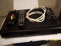 Pace HD Dual Tuner Cable TV Set-top Box Model TDC770D+HDMI Cable